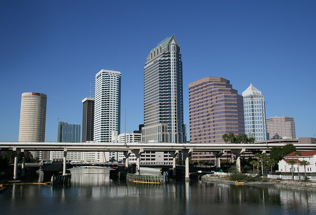 Downtown Tampa, Florida